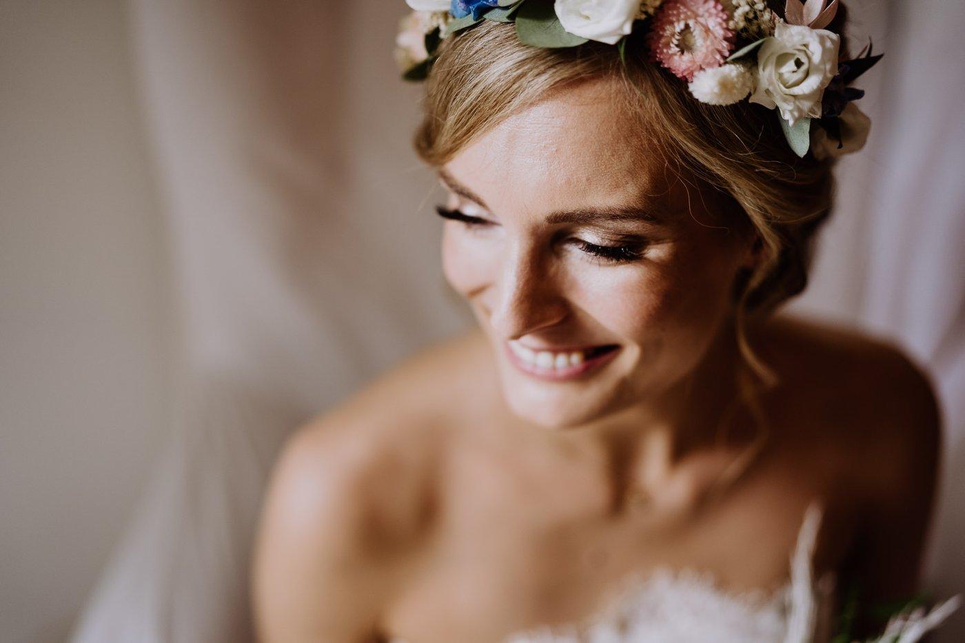 Kommentar hinterlassen Hochzeitsmakeup Mandy Klimt